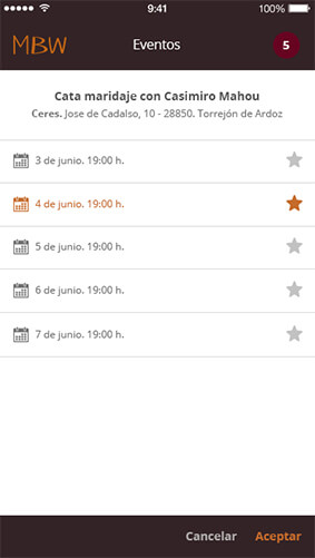 Madridbeerweek Calendario