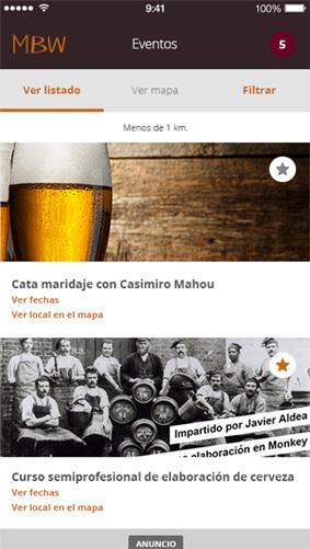 Madridbeerweek Eventos