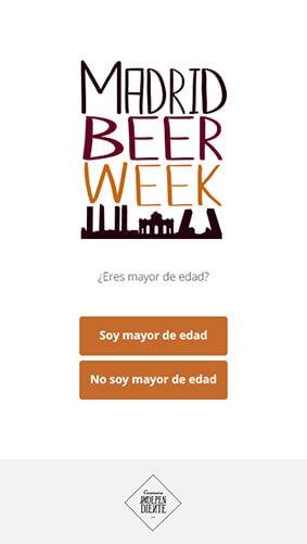 Madridbeerweek Home